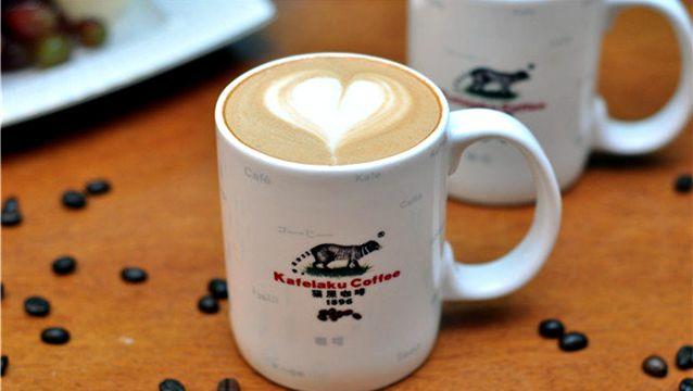感受咖啡每一步的制作过程