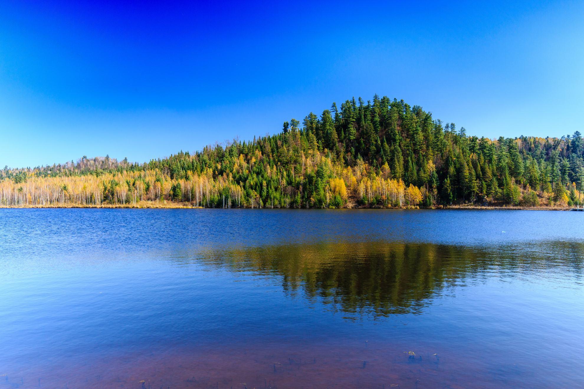 五营国家森林公园旅游怎么样