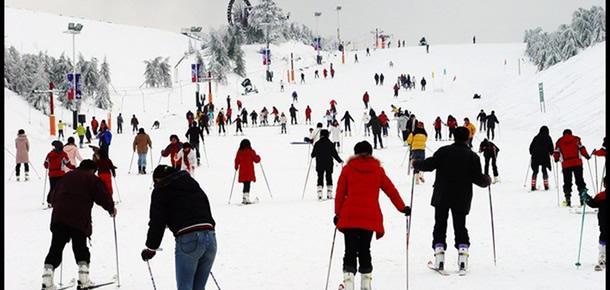 浙江亲子滑雪场哪里好?