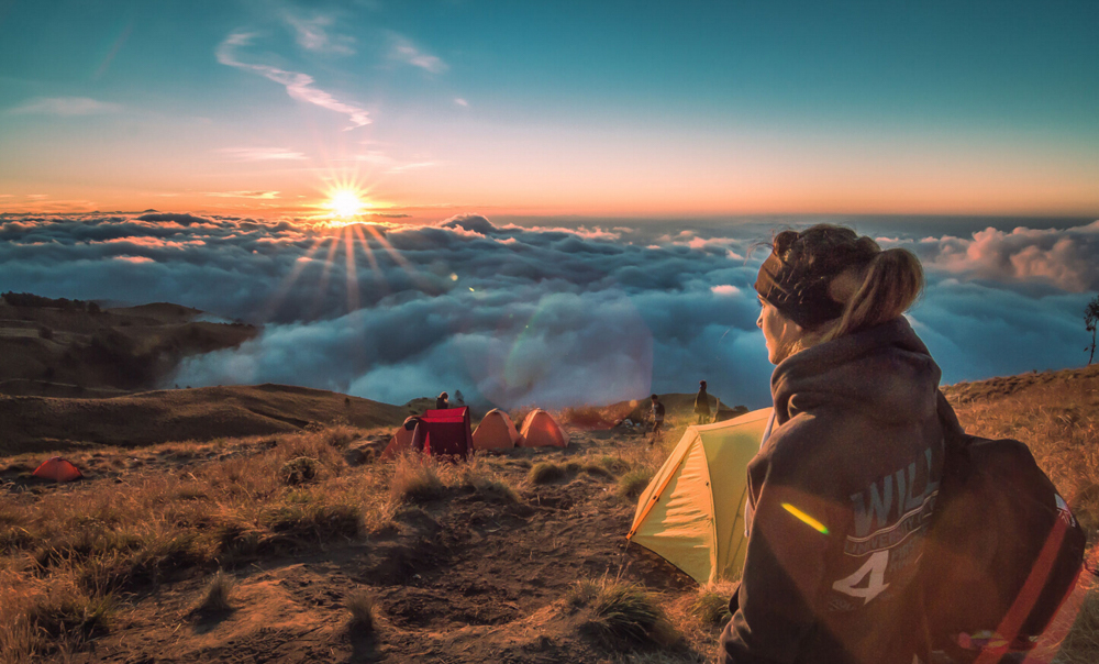 印尼林贾尼火山徒步路线介绍