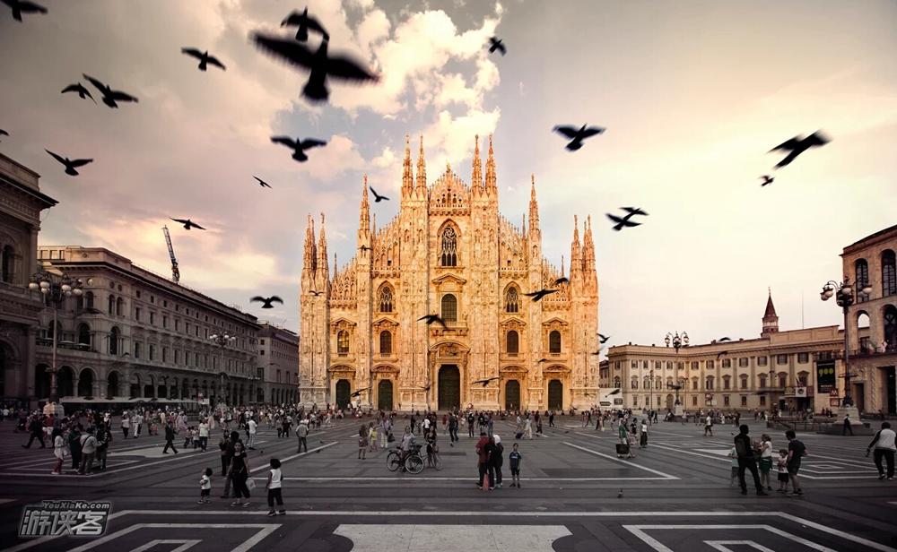 时尚之都米兰旅游最值得去的地方