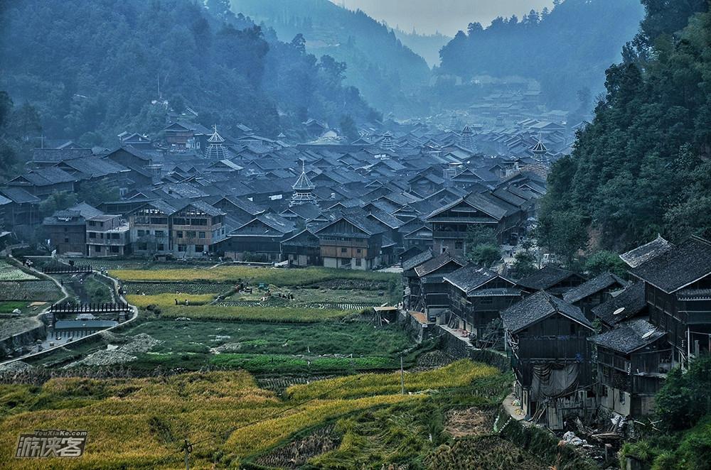 春晚什么时候开始的_贵州黔东南侗寨特色景点,来一次就能看够 - 游侠客旅行