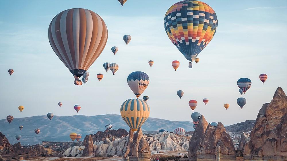 去土耳其乘坐热气球怎么选?一次费用多少钱?