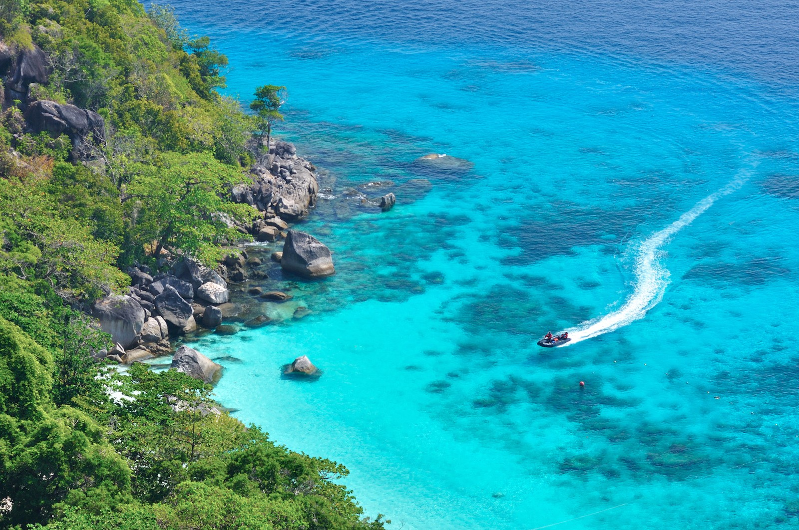 丹老群岛景色有多好看?在哪里潜水比较好?