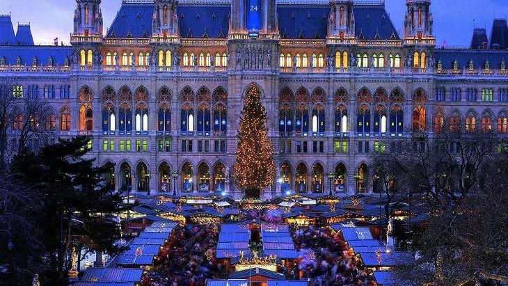 维也纳又获奖了!2018秋季维也纳旅游看什么?