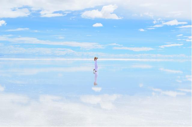 """乌尤尼在哪?乌尤尼盐湖才是真正的""""天空之境"""