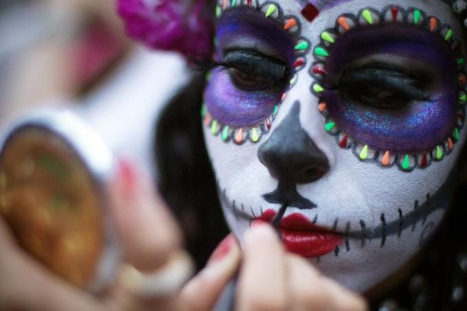2018年墨西哥亡灵节游行是什么时候,亡灵节有什