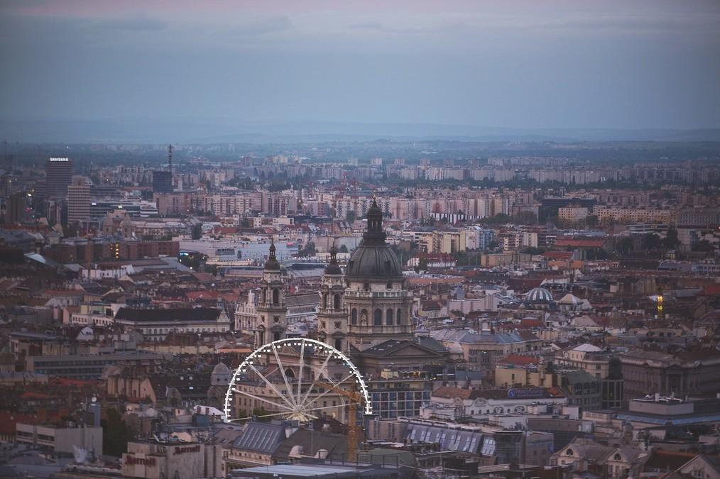 左岸布达右岸佩斯,电影里的梦幻城市布达佩斯