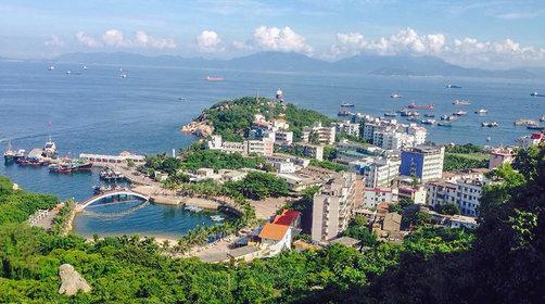 广东马尔代夫——外伶仃岛交通指南,岛上饮食