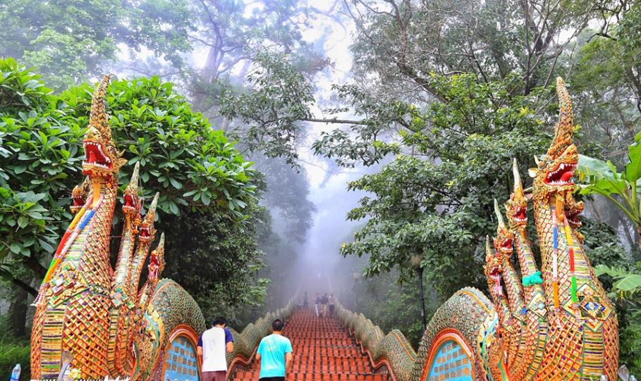 泰国清迈旅游报价,清迈自由行多少钱,清迈旅