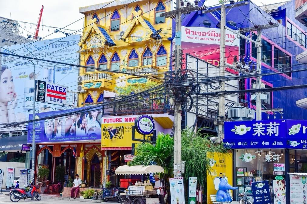 曼谷旅游攻略,不走寻常路的曼谷自由行