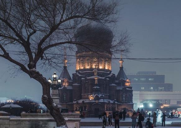 哈尔滨旅游景点推荐,哈尔滨全新线路,带你感