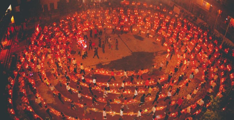 春节去哪里旅游好_东海龙灯会_带你戏耍龙灯闹新
