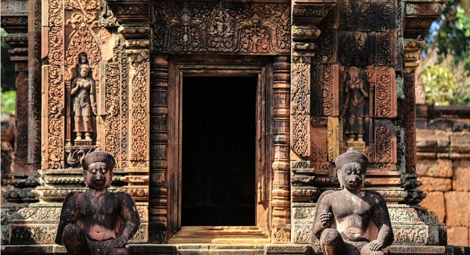 【柬埔寨女王宫】女王宫的这几个隐藏的地方你去过了吗?
