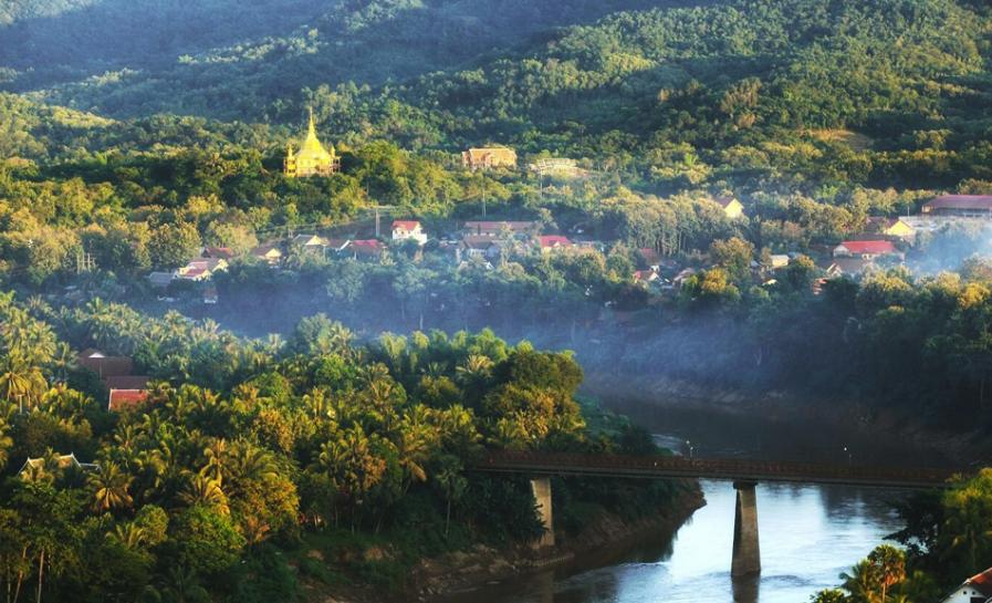 琅勃拉邦旅游攻略_感受琅勃拉邦的慢节奏生活